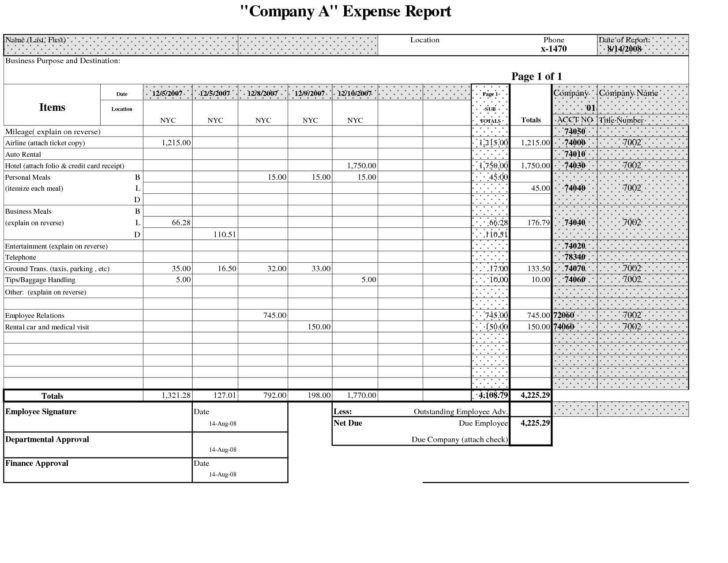 Excel Accounting Templates For Small Businesses | HAISUME