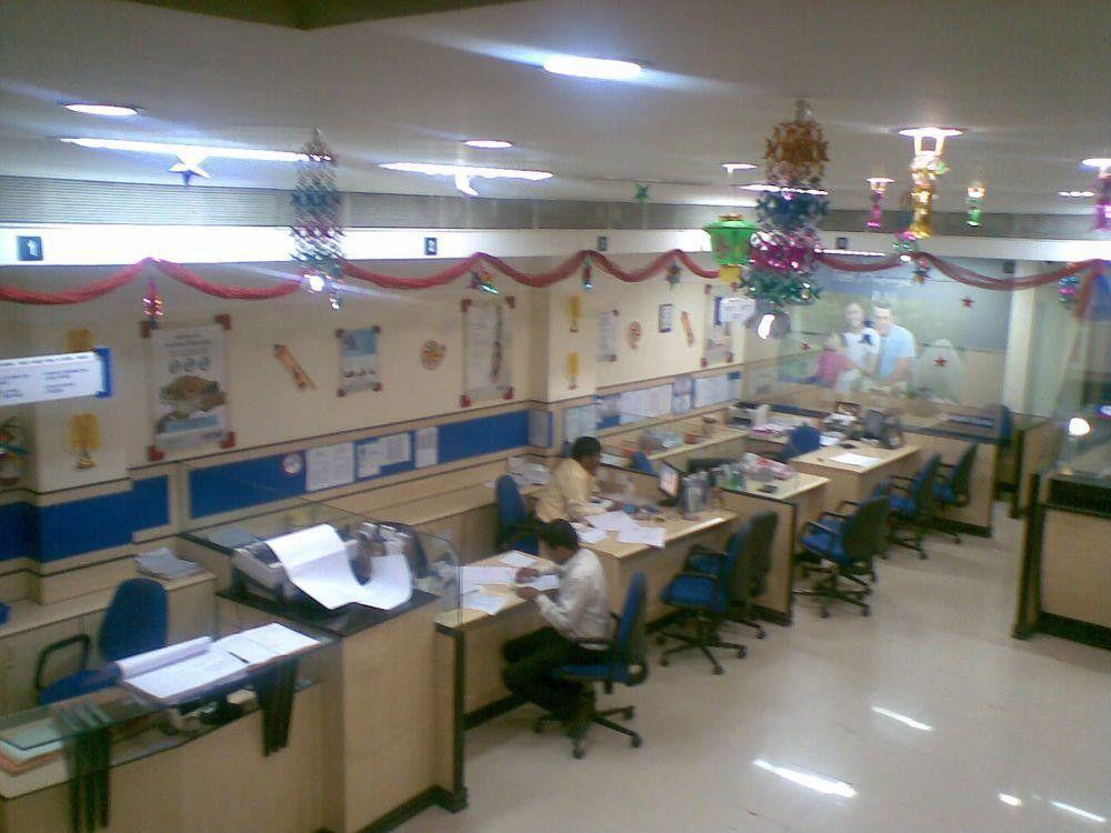 HDFC Bank... - HDFC Bank Office Photo | Glassdoor