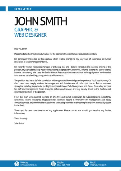 Best Cover Letter Templates | Get Form Templates