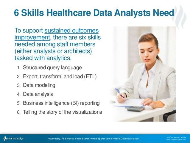6 Essential Data Analyst Skills for Your Healthcare Organization