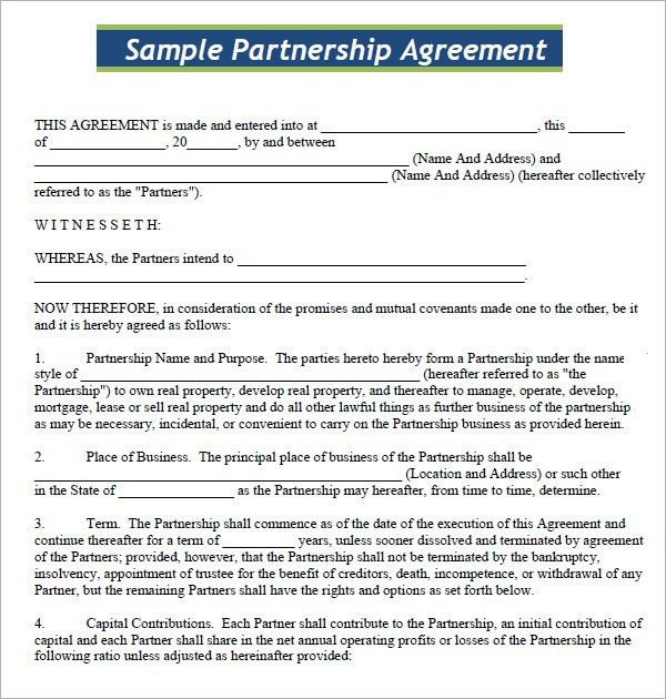 Sample Subordination Agreement. Commercial Loan Agreement Template ...