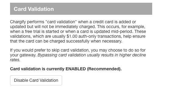 Payment Pre-Authorizations