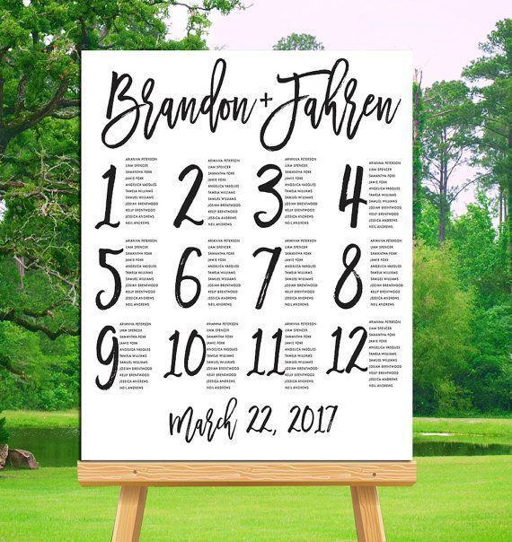 Best 25+ Wedding seating order ideas on Pinterest | Wedding party ...