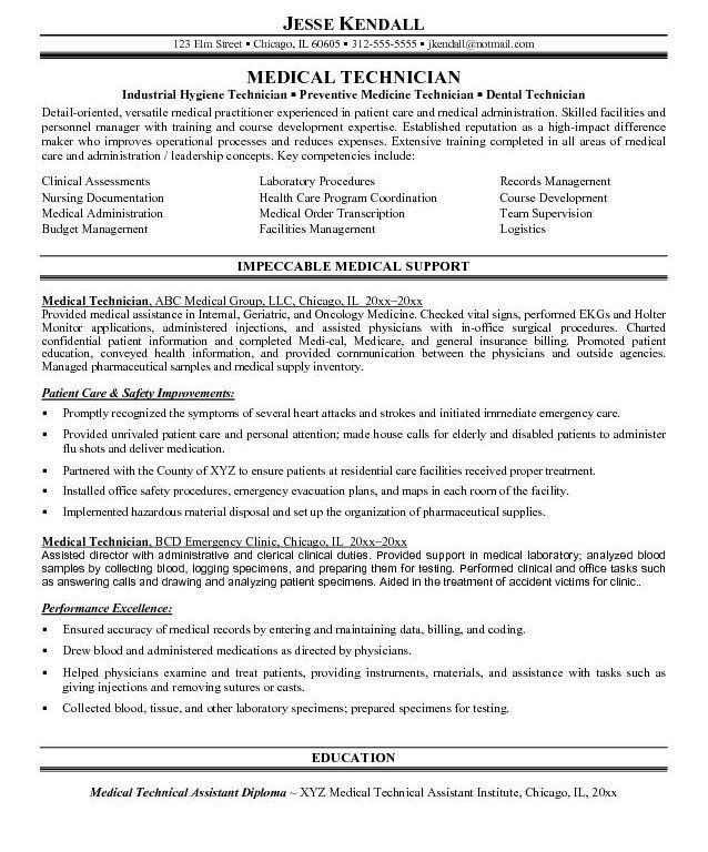 Chic Idea It Technician Resume 16 Pharmacy Technician Resume .  It Technician Resume
