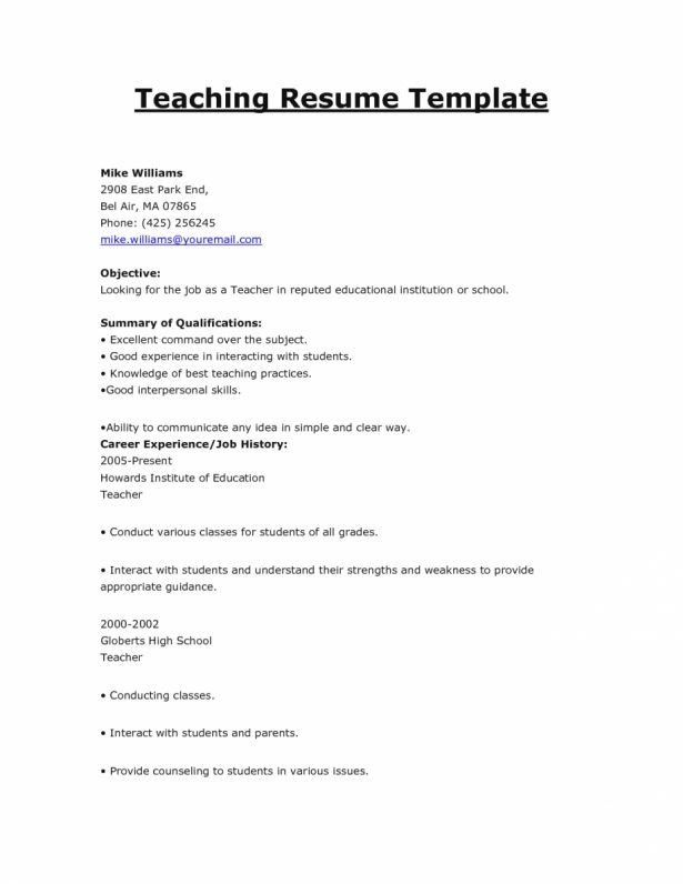 Curriculum Vitae : Example Of To Whom It May Concern Cover Letter ...