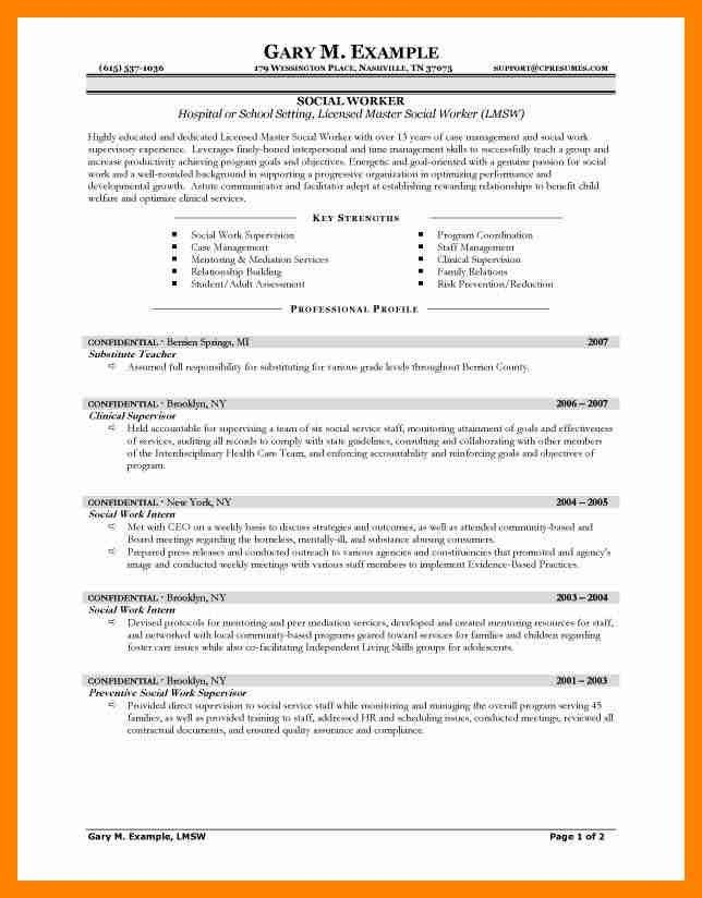 6+ social workers resume samples | doctors signature
