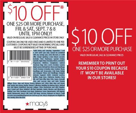 Macys Coupons and Sales | Coupon Codes Blog
