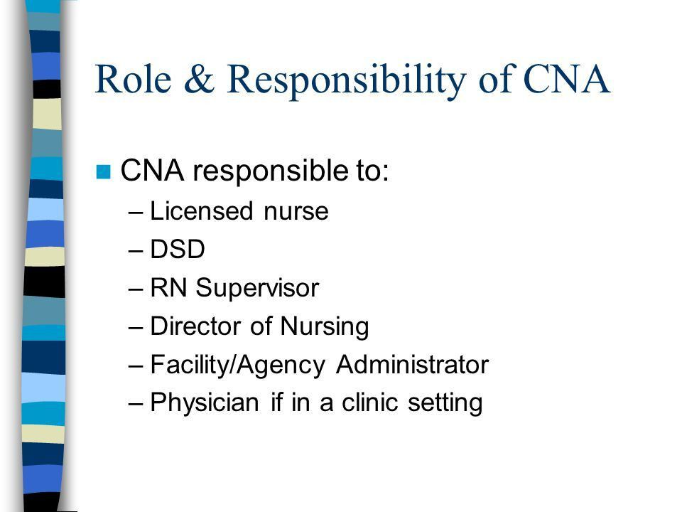 Nursing Assistant Introduction. Federal & State Regulations ...
