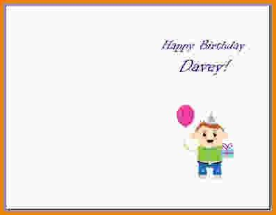 Birthday Card Template Word.Birthday Card Template.png - Letter ...