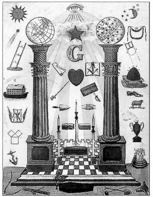 "Origin of the word ""Freemason"" 