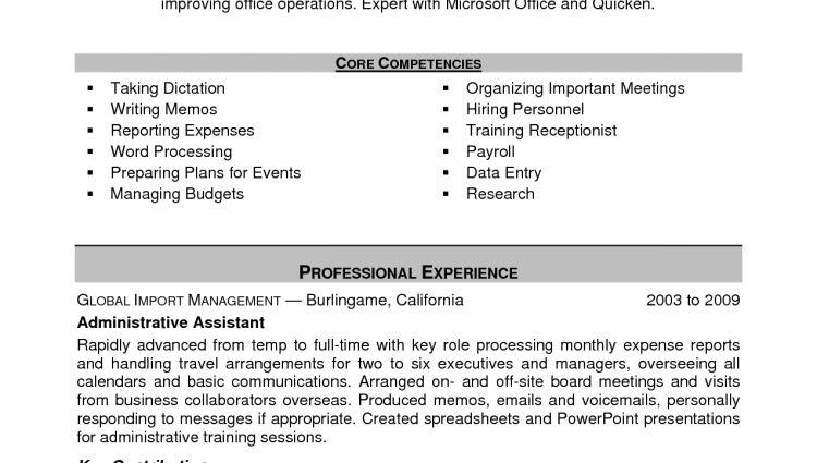 Medical Administrative Assistant Resume   berathen.Com
