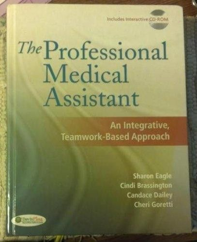 9780803621503: Package of The Professional Medical Assistant: An ...