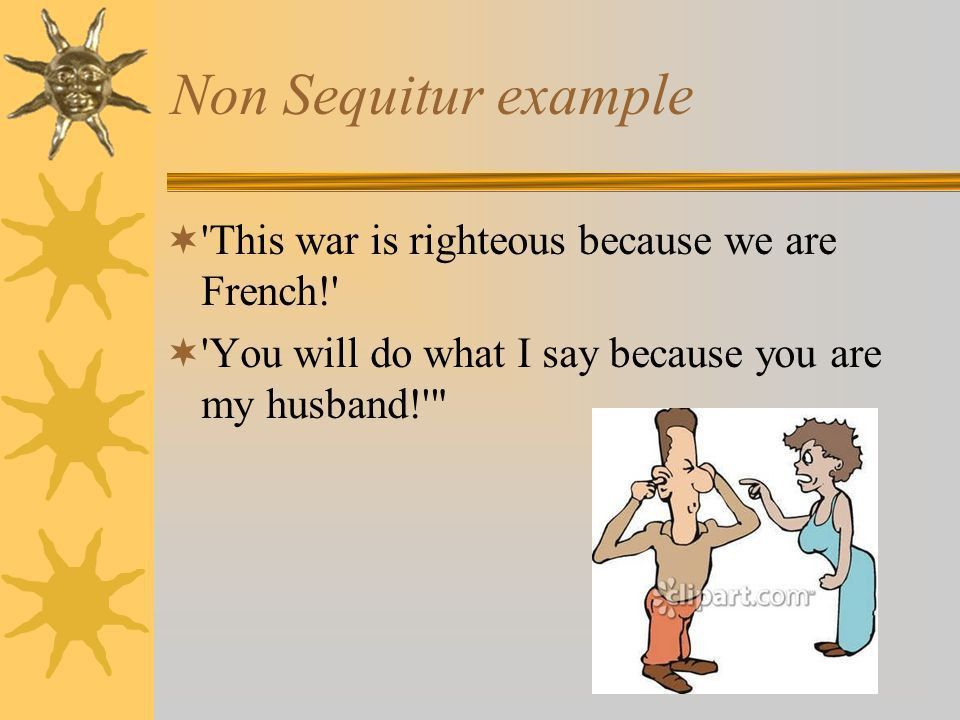 Common Mistakes in Weak Arguments - ppt video online download