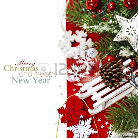 Christmas Card Stock Photos & Pictures. Royalty Free Christmas ...