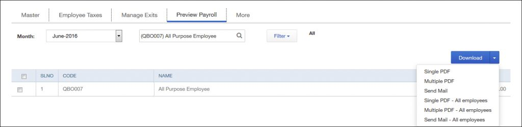 Using Payslips in QuickBooks Payroll | QuickBooks