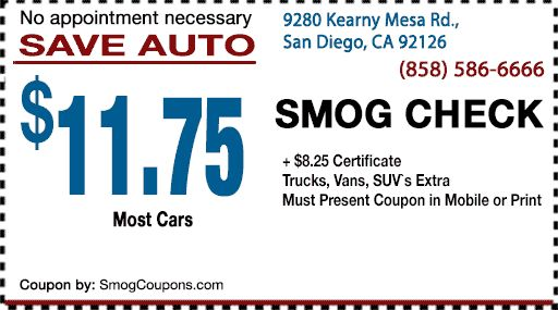 Auto Repair Coupons - Save Auto