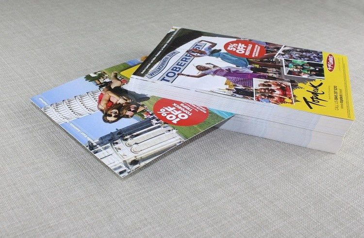 At Print-Print we provide professional flyer and leaflet printing ...