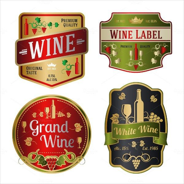 17+ Bottle Label Templates - Free PSD, AI, EPS Format Download ...