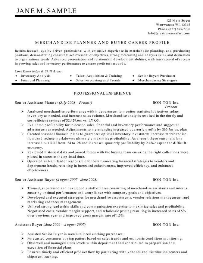 28+ [ Resume Summary Statement ] | Summary Statement Resume ...