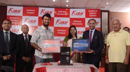 Cheteshwar Pujara is Brand Ambassador of Which Companies / Brands ...
