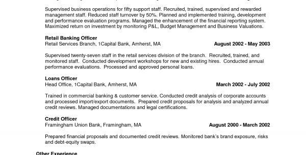 personal banker cover letter sample personal banker cover letter