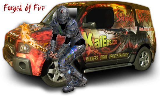 KaiEos Design Studio: Vehicle Wraps for San Jose _ Bay Area Car ...