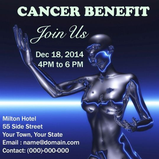 9 Breast Cancer Awareness Flyers - Demplates