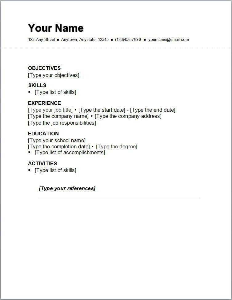 basic cover letter for a resume. quick cover letters invitation ...