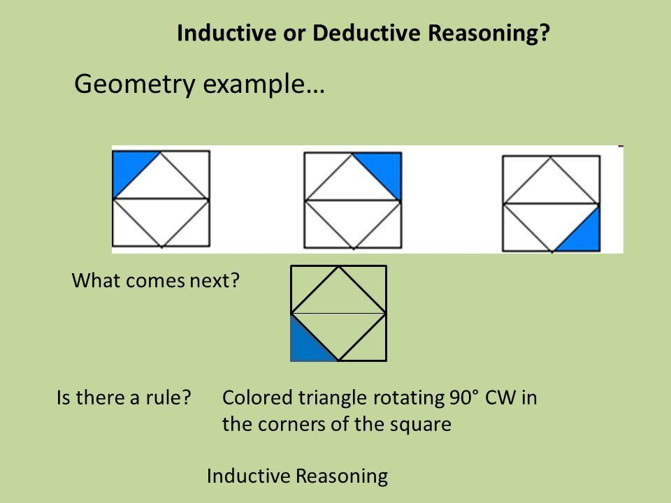Deductive Reasoning Geometry Notes And Homework - Essay for you