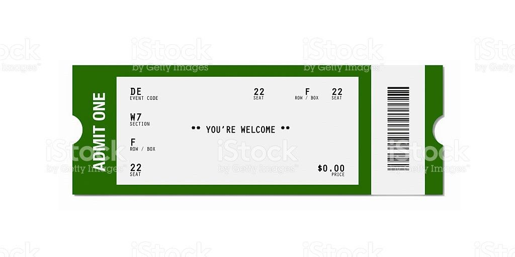 Concert Ticket Pictures, Images and Stock Photos - iStock