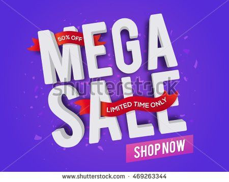 Final Sale Poster Banner Flyer Design Stock Vector 472064707 ...