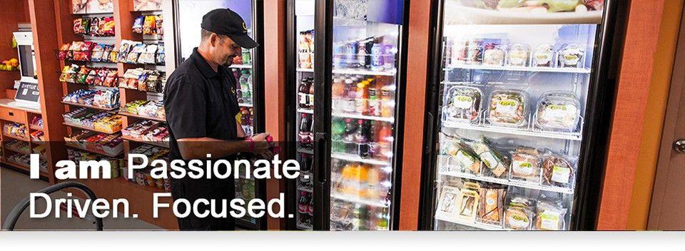 Canteen Vending Jobs | Route Driver Jobs | Customer Service ...