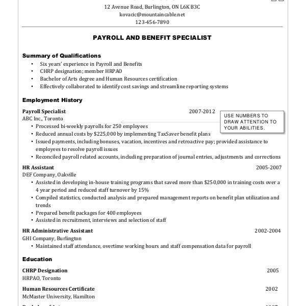 Forklift Driver Resume - Resume CV Cover Letter