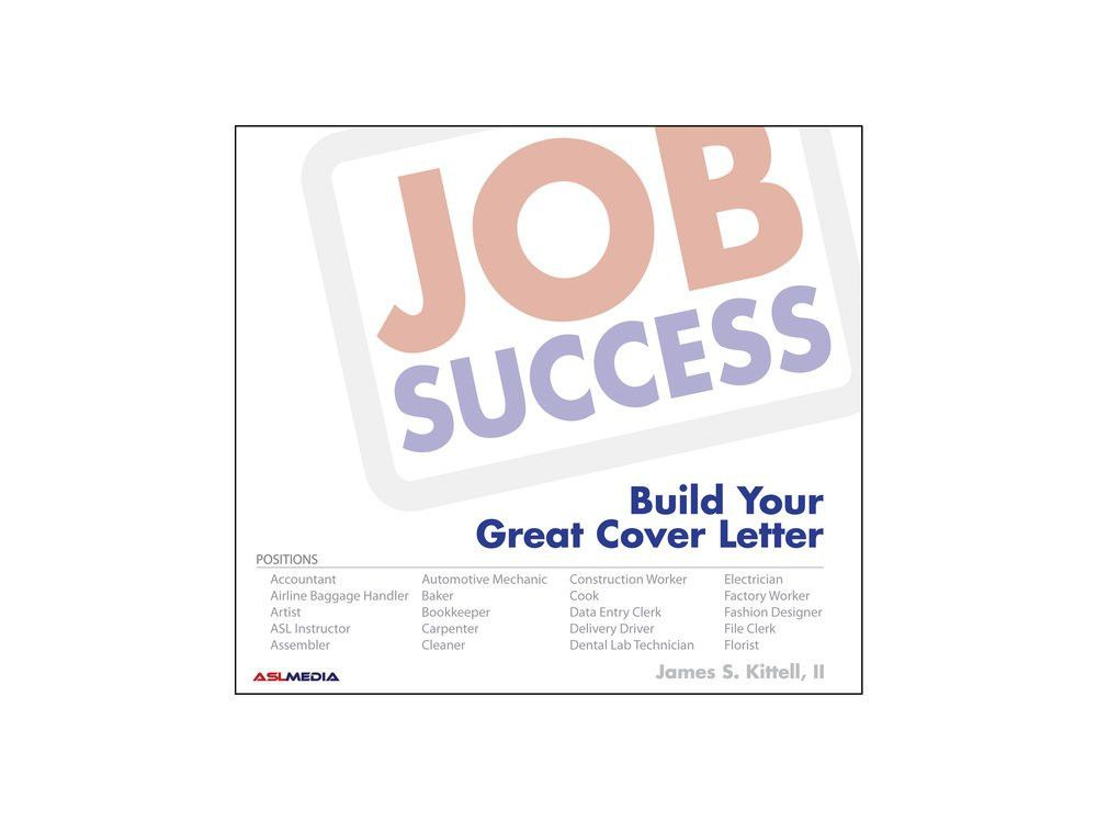 Job Success: Build Your Great Cover Letter - 40 DVD Discs (First ...