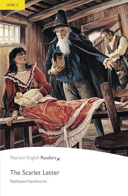 Pearson English Readers Level 2 - The Scarlet Letter (Book) (Level ...