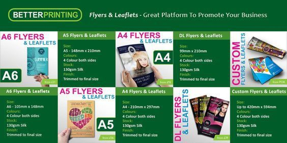 Make a powerful #brand management through #flyers & #leaflets ...