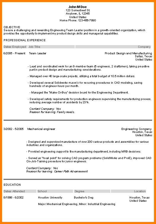 8+ career objective sample for engineers | cashier resumes