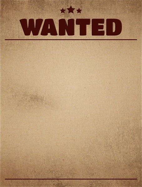 How to Create and Use Wanted Posters for Different Goals ...