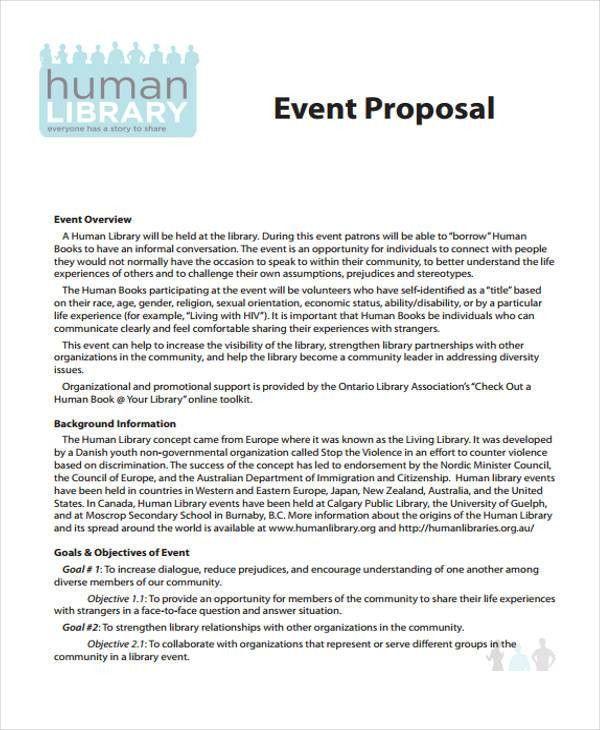 33+ Proposal Formats | Free & Premium Templates