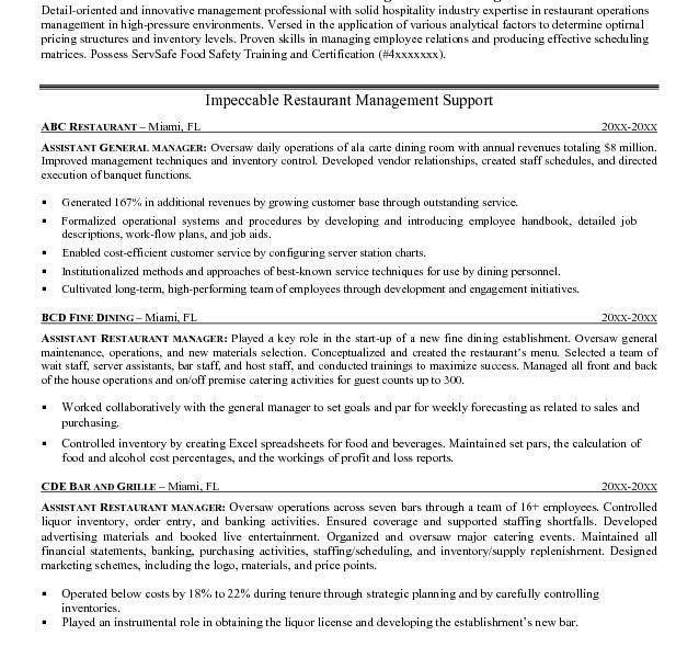 Banquet Manager Resume Pdf. resume help resume cv cover letter ...