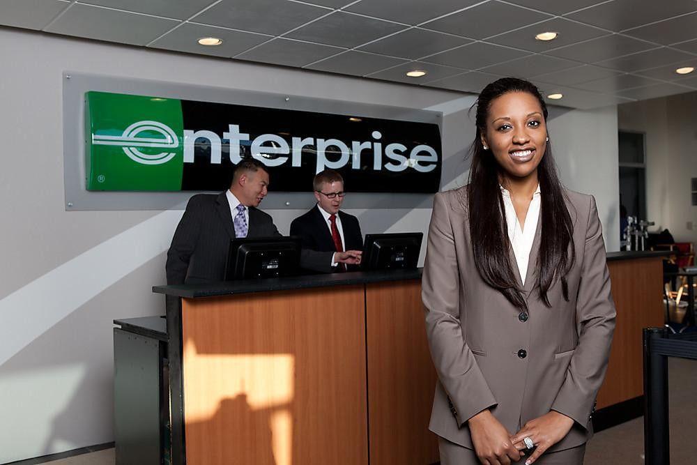 Enterprise employee... - Enterprise Office Photo | Glassdoor