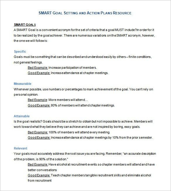 Action Plan Template - 110+ Free Word, Excel, PDF Documents   Free ...