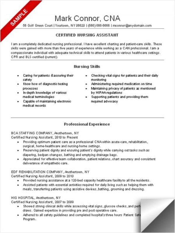 nice nurse istant job description images certified nursing