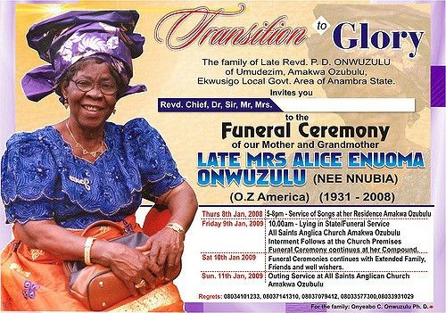 perfect sample funeral invitation card by egozulu incredible ...