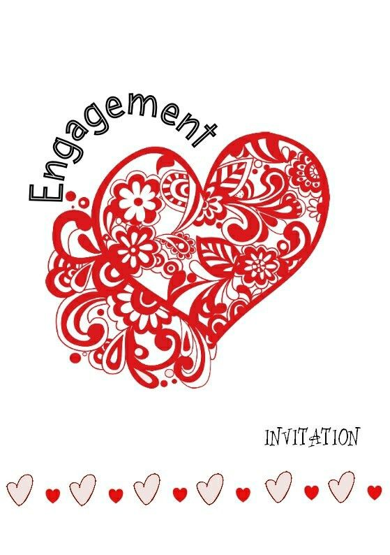 Free Printable Engagement Invitations: Unique Designs to Download Now