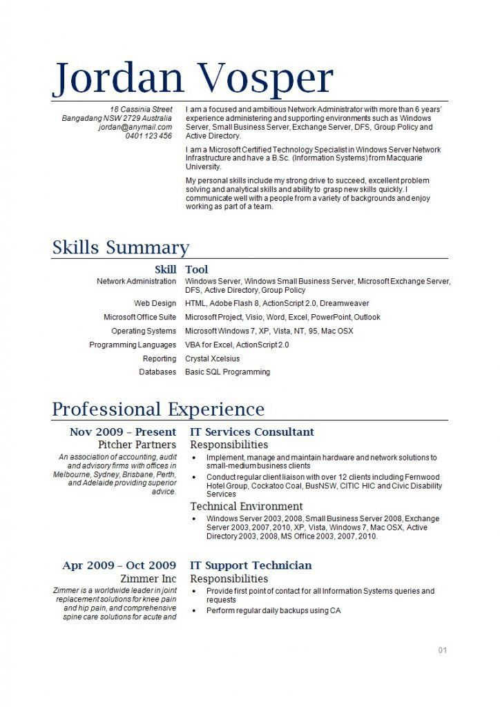 Luxury Ideas It Resume Skills 9 Analytical Skills Resume - Resume ...