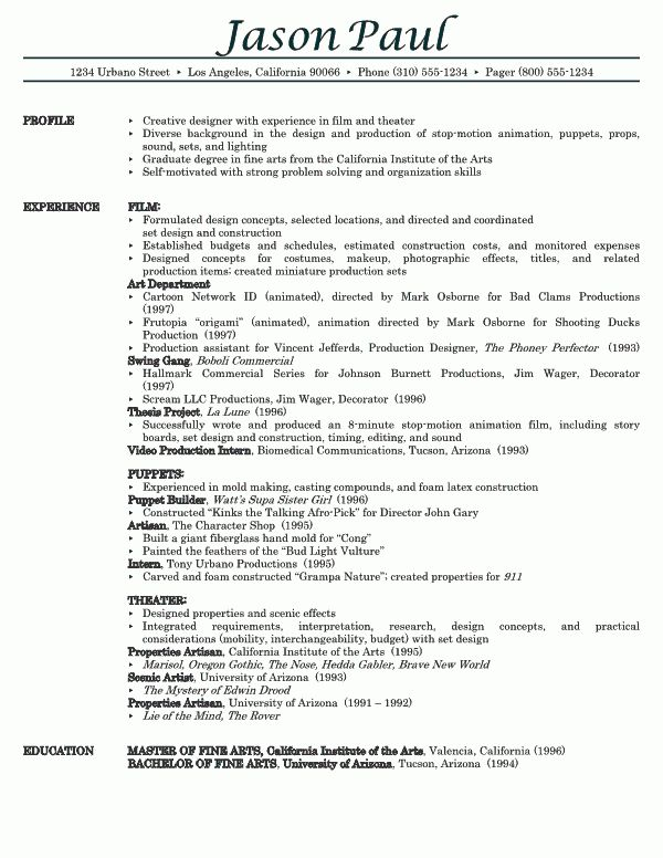 resume sample for an administrative assistant susan ireland ...