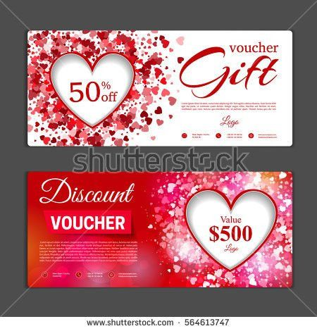 Gift Voucher Template Can Be Use Stock Vector 325065887 - Shutterstock