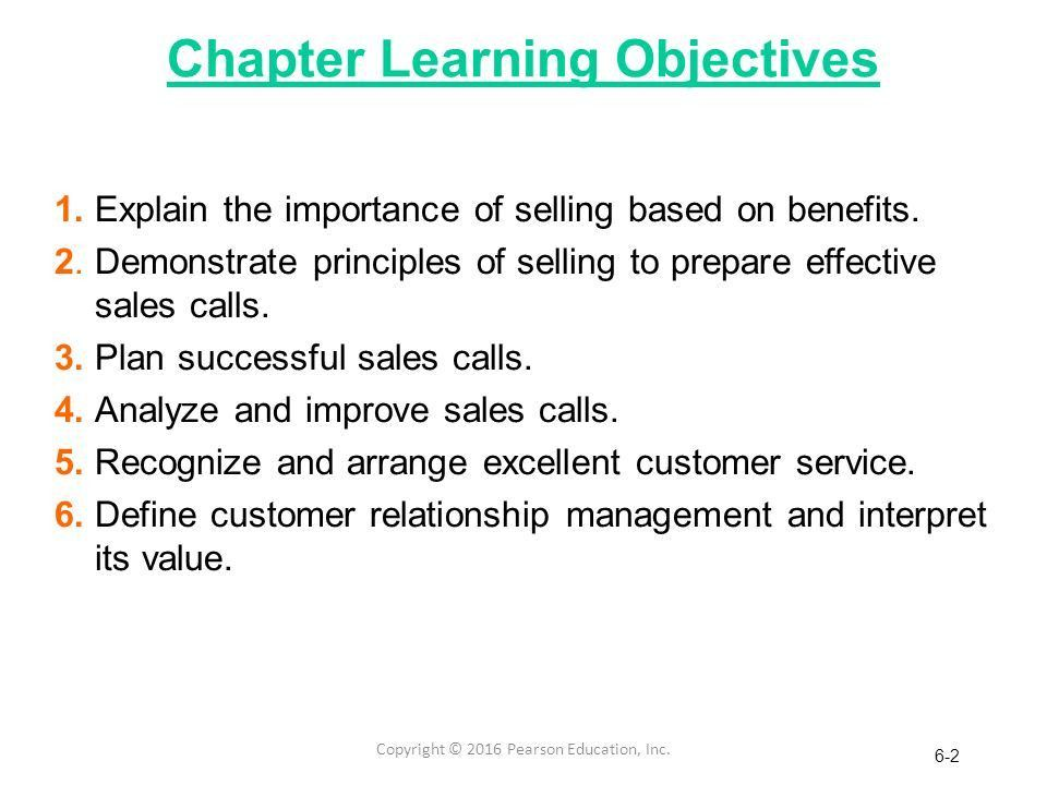 Chapter 6 Smart Selling and Effective Customer Service - ppt video ...