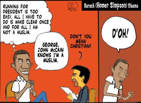 Obama Muslim | LEADING MALAYSIAN NEOCON